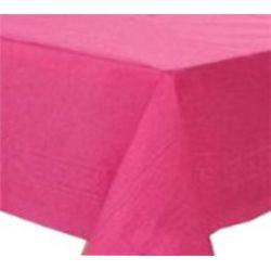 Mantel Desechable rosa 180x120