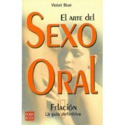 """Libro """"El arte del sexo oral"""""""