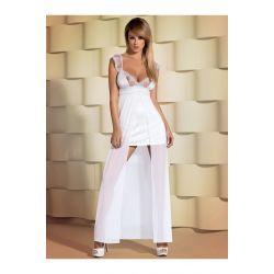 Feelia gown XXL [Blanco]