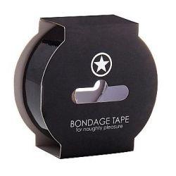 Cinta Bondage Ouch [Negra]