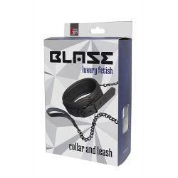 Collar con Cadena Blaze [Negro]