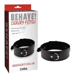 Collar BDSM Midnight